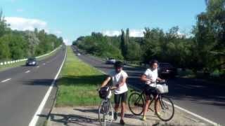 Au pedalat o lună pentru Roșia Montană