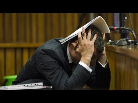 Pistorius Ex Says Oscar was Violent