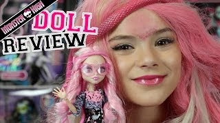 Monster High Viperine Gorgon Doll Review! KITTIESMAMA