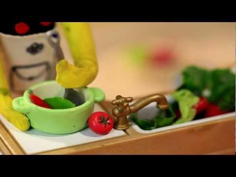 Xin Chào Bút Chì - Trailer - 2012 ( 60 giây)
