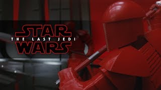Star Wars: The Last Jedi | Praetorian Guard Fight