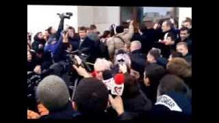 Exproprierea lui Ponta la Cluj #unitisalvam