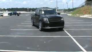 FOR SALE 2007 FORD F-150 SALEEN EDITION SUPERCHARGED ONLY