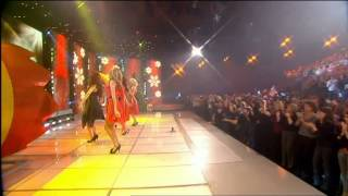 Girls Aloud - Jingle Bell Rock @Christmas Mania 2005