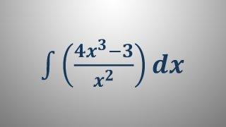 Nedoločeni integral 11