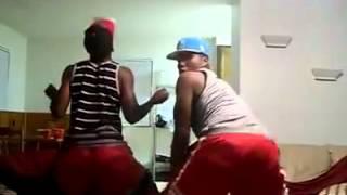 Sexy Black Men Twerk On Each Other!!!??!?