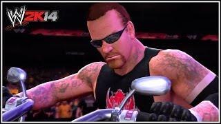WWE 2K14 Big Evil The Undertaker!