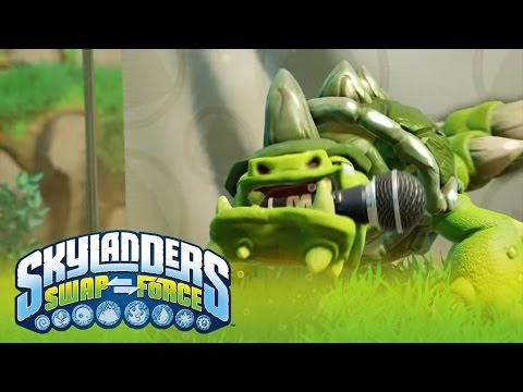 Skylanders Short Cuts: Slobber Tooth!
