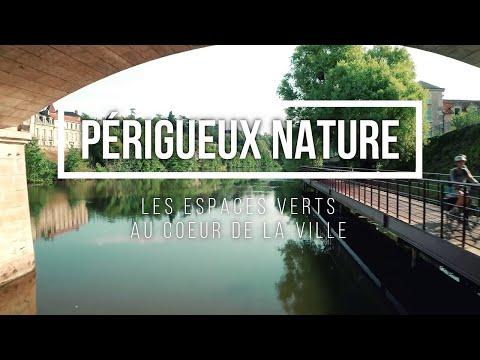 Promenade nature à Périgueux