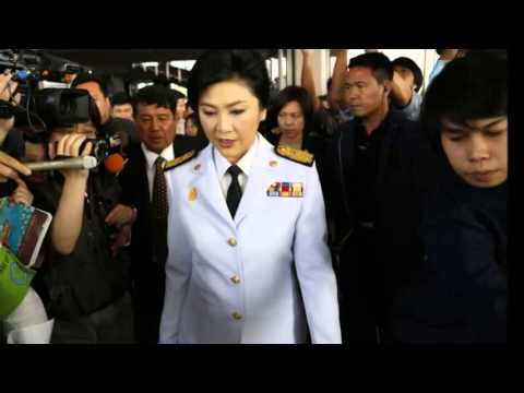 Thailands prime minister denies corruption charge - 20 February 2014