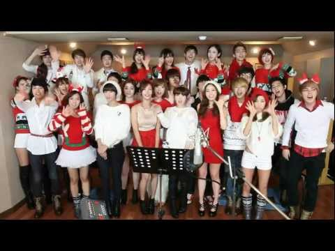 박정아,서인영,ZE:A[제국의아이들],9muses,Jewelry - Star Empire : Shooting Star MV