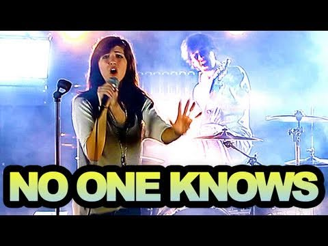 No One Knows (Is There Anyone) OFFICIAL VIDEO - TeraBrite, No One Knows (Is There Anyone) Official Music Video by TeraBrite No One Knows is the first song TeraBrite has ever written together as a band and is essentia...