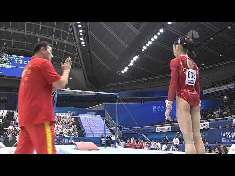 2011 World Gymnastics Championships Team Final Part 1 [HDTV-1080i]