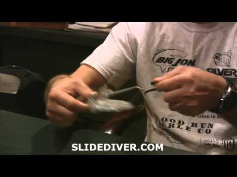 slide diver basics