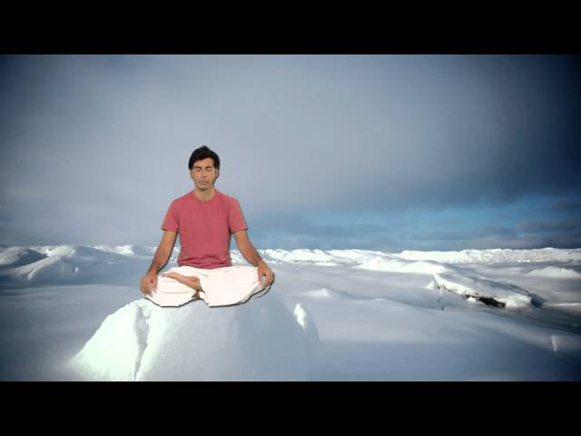Meditate in a snowy landscape (with Deepak Chopra) | The Meditator Ep. 36
