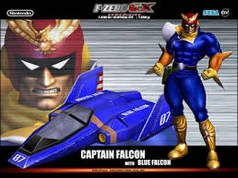 Captain Falcon makes people pissy