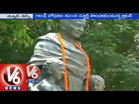 England Parliament to install Mahatma Gandhi statue at London Square