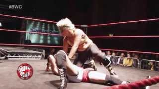 Alpha Female Vs Jenny Sjodin Women's Wrestling