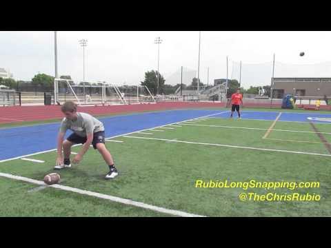 Rubio Long Snapping, Blake Watson, April, 2014