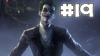BATMAN Arkham Origins Gameplay Walkthrough Part 19