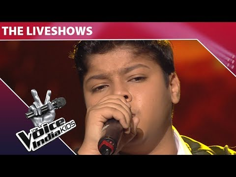 Bhanu Perform on Jee Karda - Episode 22 - Jan 21, 2018 - The Voice India Kids Season 2