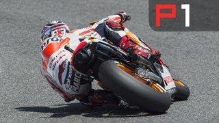 Bikes, Bums & Burnouts In Jerez! Marc Marquez Dominates