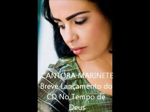 Cantora Marinete Braga Armadura de Deus
