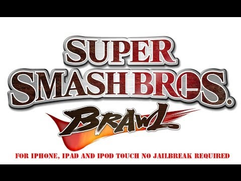 iSSB: Super Smash Bros. For iPhone, iPad and iPod Touch No Jailbreak Required