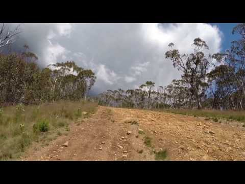 GoPro Hero3+ Black Bull Bar Mount On Toyota Hilux 4x4