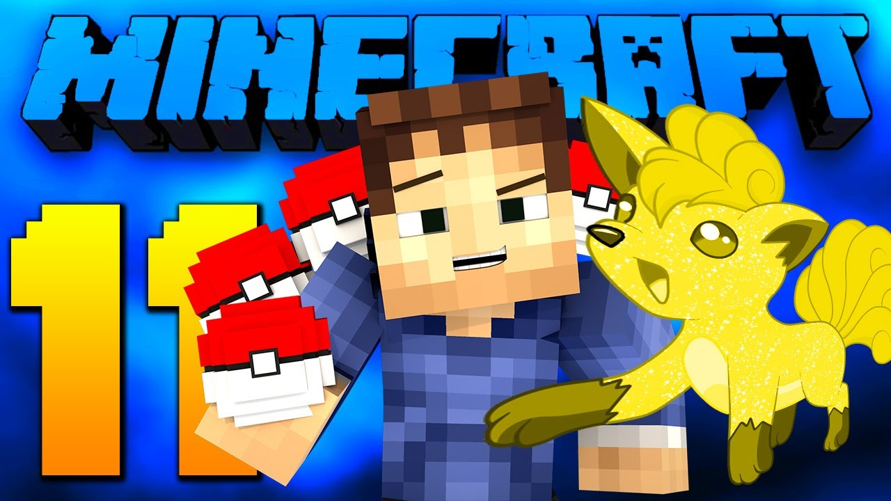 SHINY VULPIX ON THE SERVER! (Minecraft Pixelmon: PIXELMON ISLAND ...