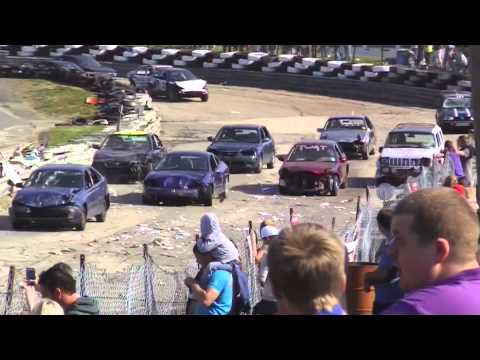 Demolition Derby English style