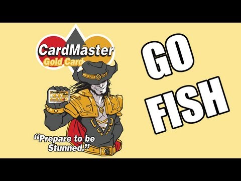 Go fish youtube for The rules of go fish