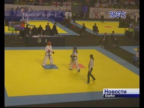 16-летняя школьница из Бердска завоевала серебряную медаль на Чемпионате Европы по тхэквондо