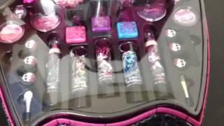 Maleta Maquiagem Monster High- Monster High Make Up Kit