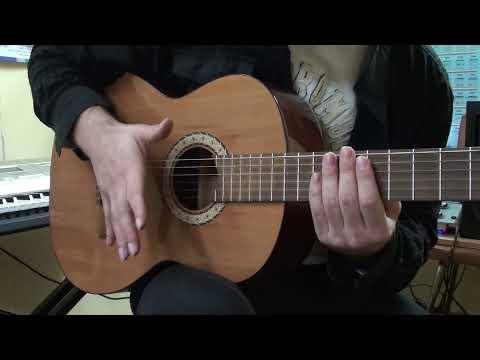 Испанский Бой Rumba || ШколаГитары.РФ (RT 7)