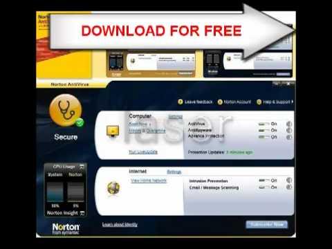 Norton AntiVirus & Norton Internet Security 2010 17.5.0.127 RUS PC скач