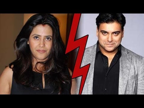 Tiff between Ekta Kapoor and Ram Kapoor?