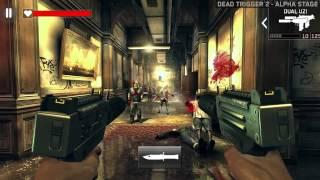 DEAD TRIGGER 2 TEGRA 4 Features (E3 2013)