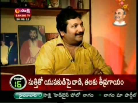 Sakshi TV - Legends with Mano Part -6