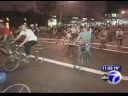ABC reports on NYPD officer attacking Critical Mass rider