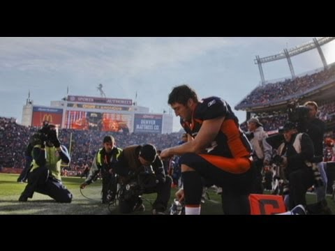 Tebow Takes a Knee: The Rise and Fall of Football's Wunderkind