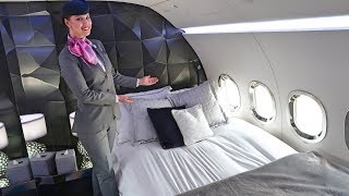$100 Million Boeing Business Jet - Royal Jet