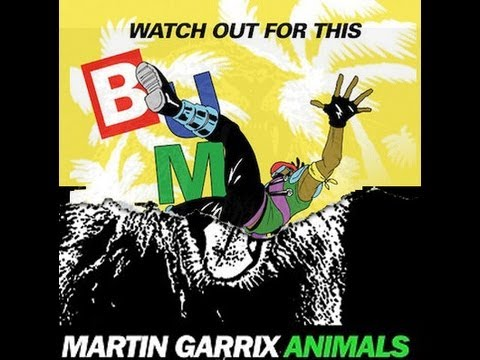 Martin Garrix - Animals VS Major Lazer - Watch Out For This (Bumaye) by Herotic
