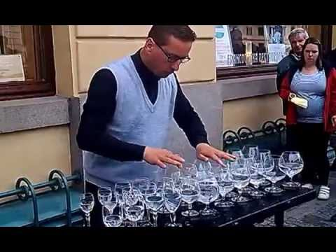 Virtuoz na čašama!