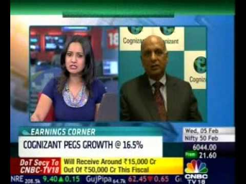 Cognizant Q4 2013 Earnings Call CNBC