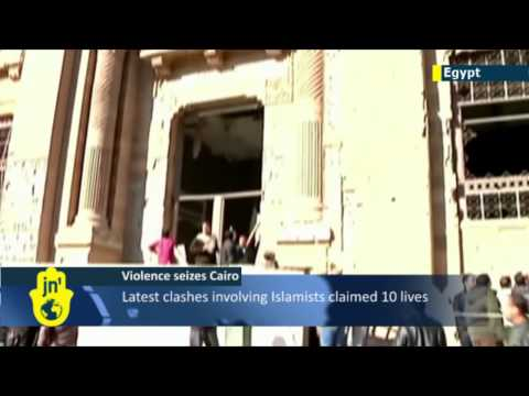 Islamists Attack Egypt: Cairo suffers multiple blasts on anniversary of Arab Spring revolution