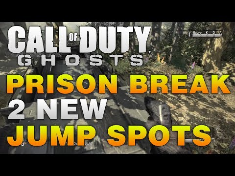 Cod ghosts glitches 2 new spots on prison break - Saloni serie indienne ...