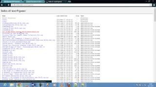 Çalışan FTP Adresi 403 Forbidden Hatası Ve Çözümü