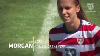 Alex Morgan Highlights