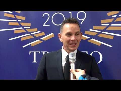 Copertina video Dioego Degasperi dopo la premiazione FIA
